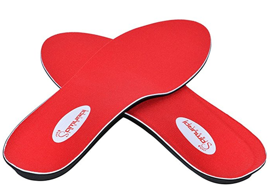 Running Shoes and Insoles for Flat Feet • Plantar Fasciitis MD